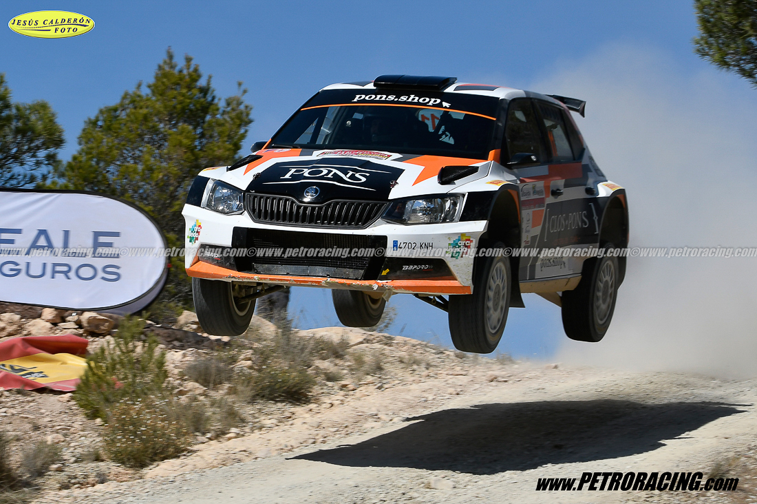 VIII Rallye Tierras Altas de Lorca