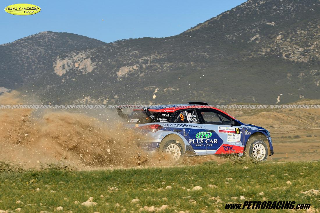 VIII Rallye Tierra Altas de Lorca