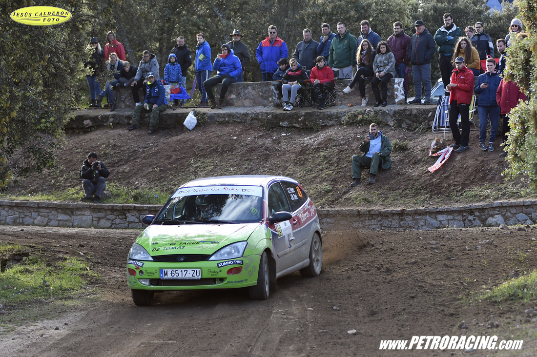 J.T.Pérez/J.M.Dura (Ford Focus ST)