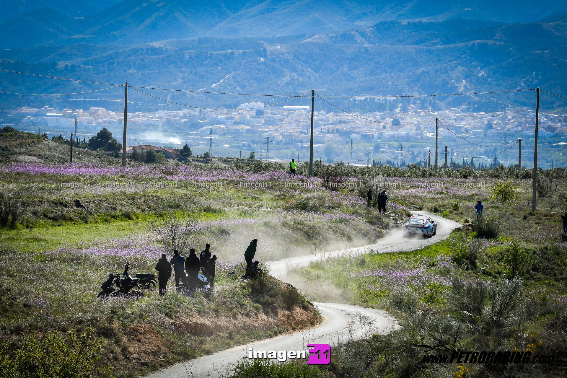 Jose Antonio Aznar, Rallye Valle del Almanzora, campeonato de andalucía de rallye