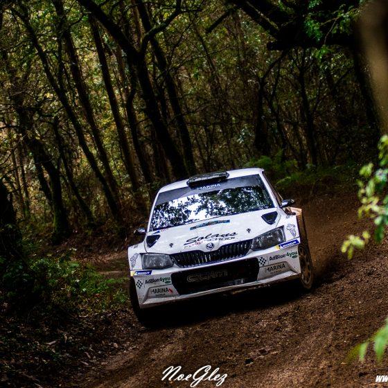 Rallye Terra da Auga 2020 - Arzúa 1
