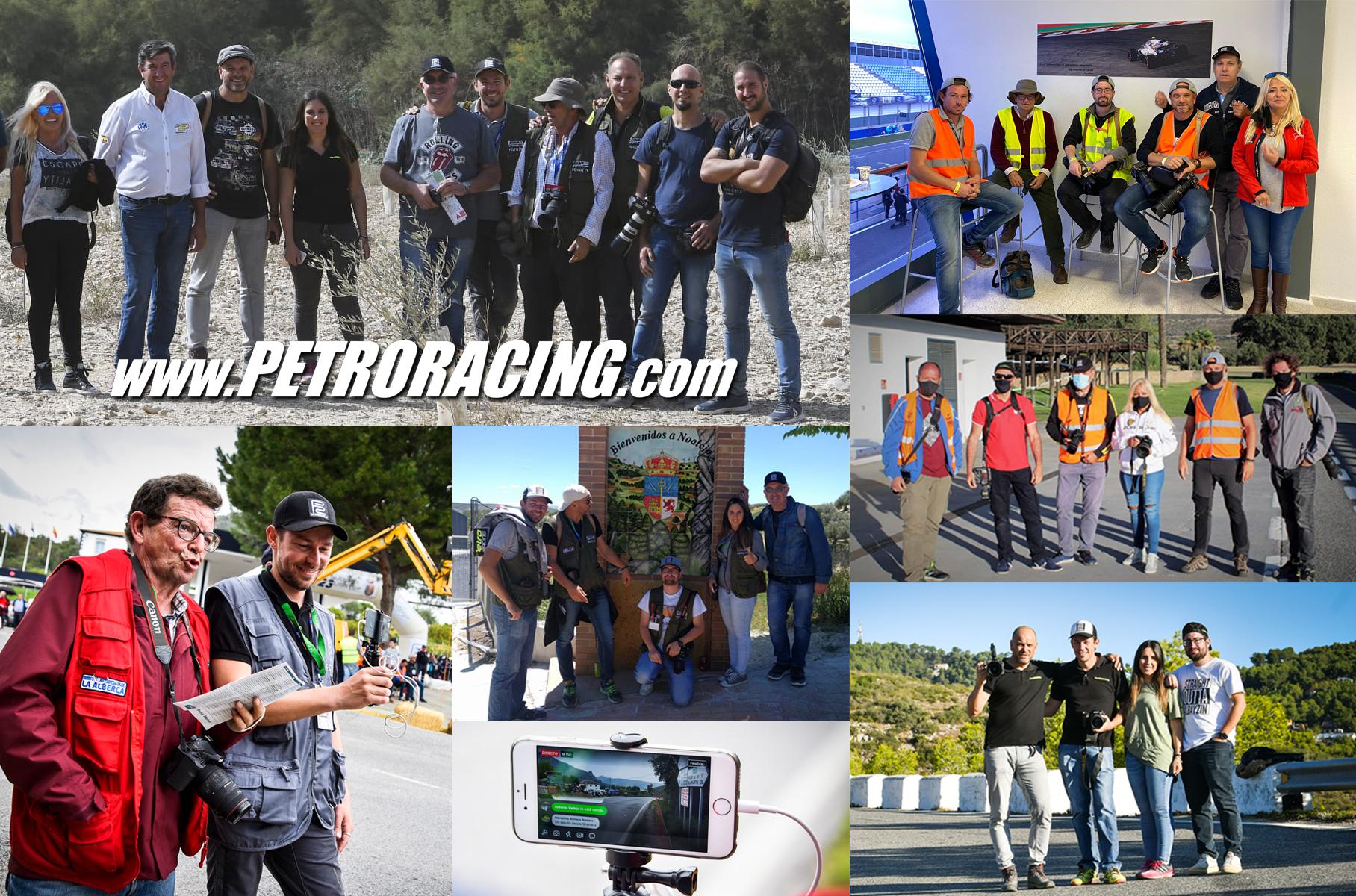 Petroracing. carreras de coches en Andalucia.
