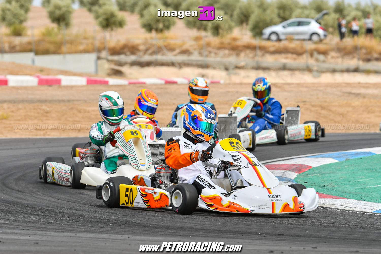 Campeonato Andalucía Karting - Cartaya