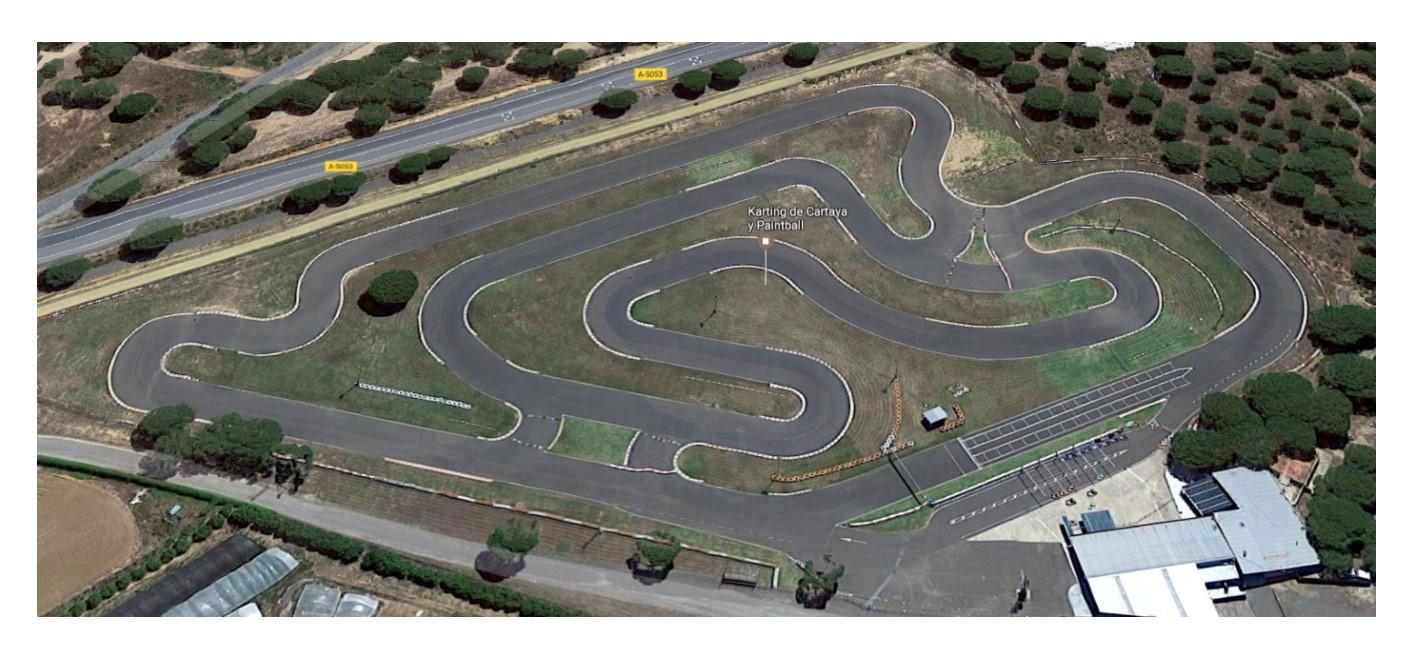 Campeonato Andalucía Karting - Kartódromo de Cartaya