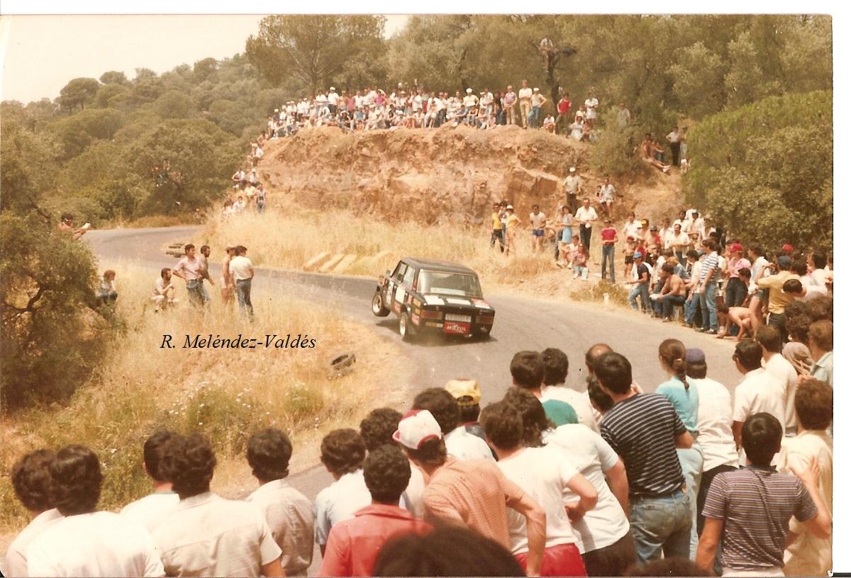Foto Retro - Trassierra 83