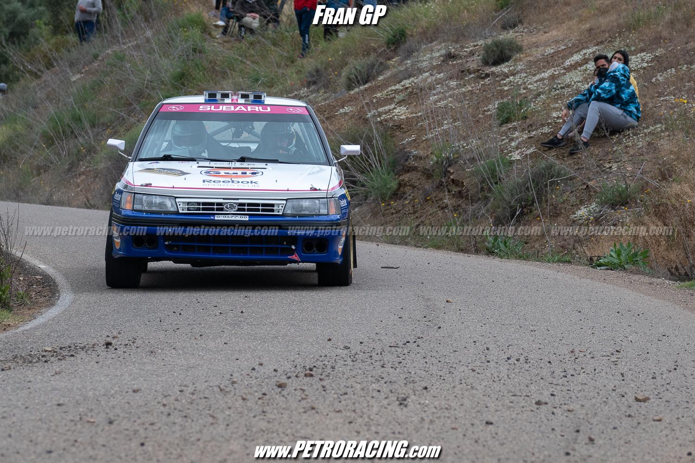 38º Rallye Sierra Morena - FranGP (2)