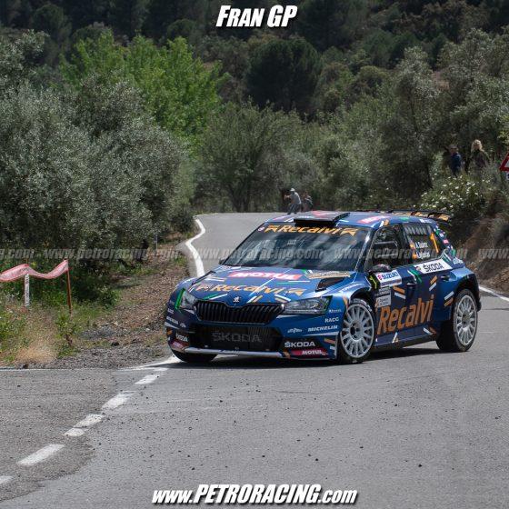 38º Rallye Sierra Morena - FranGP (3)