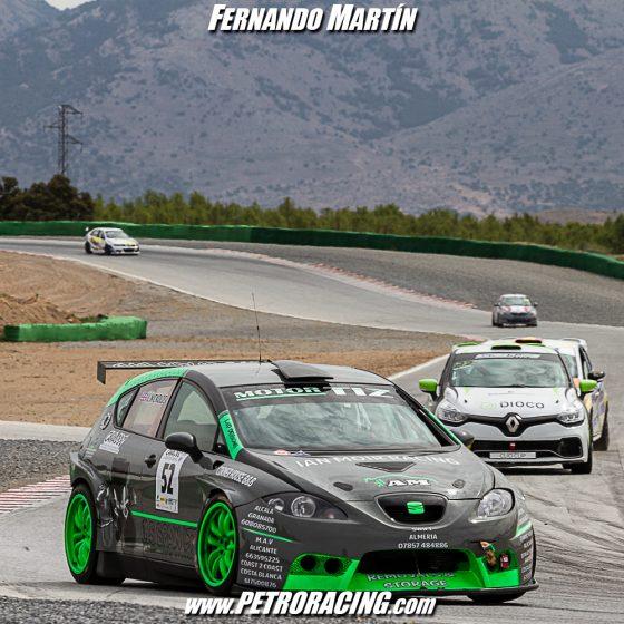Campeonato Andaluz Velocidad Automovilismo - Guadix (Fernando Martín)