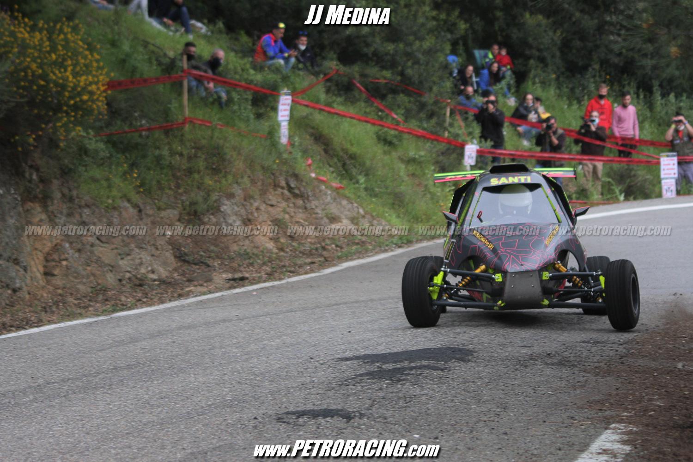 Santiago Carmona se impuso en Monoplazas con su MV Racing Pro S2