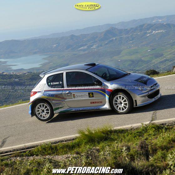 III Rally Crono Axarquía Costa del Sol Periana