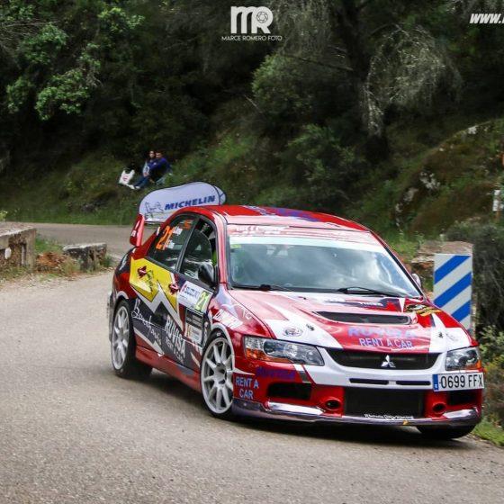 Salvador Tineo - 38º Rallye Sierra Morena