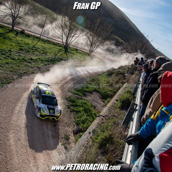X Rallye Tierras Altas de Lorca 2021