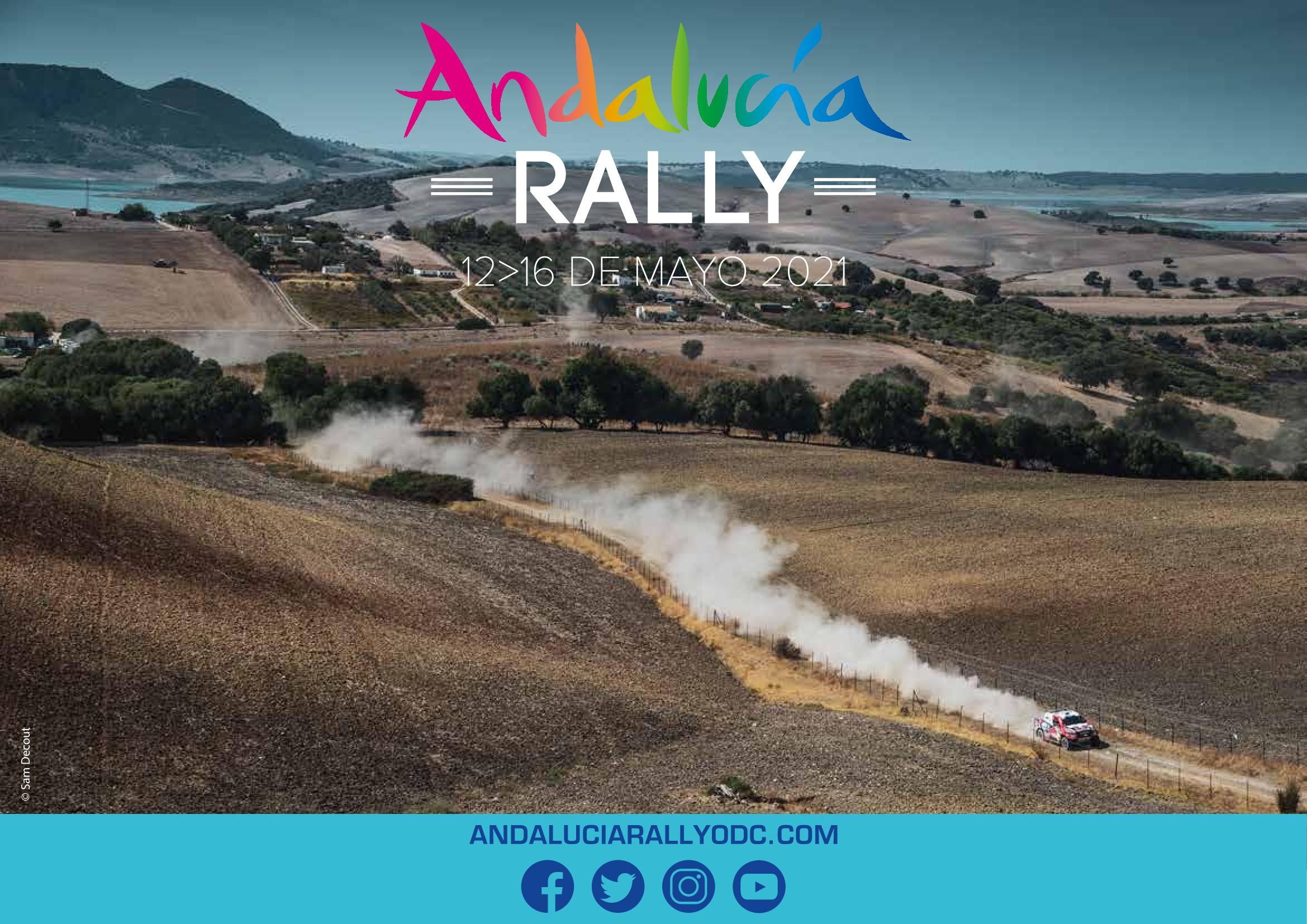 Andalucía Rally 2021