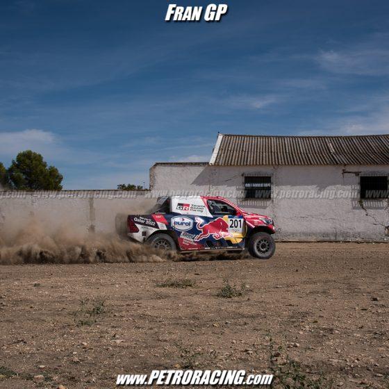 Andalucía Rally - FranGP