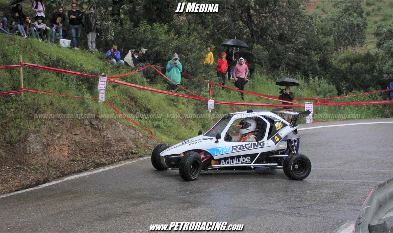 II Cronometrada de Las Minas - JJ Medina