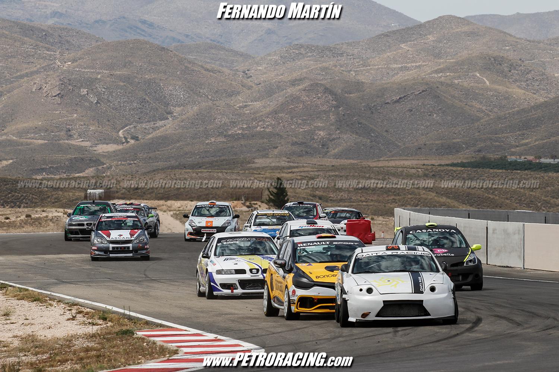 Campeonato Andaluz Velocidad Automovilismo - Almeria