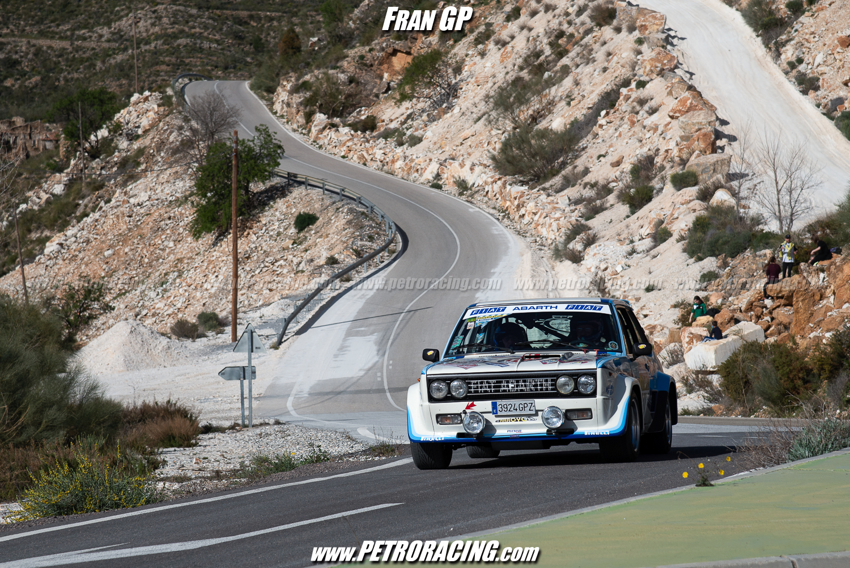 VII Rallye Valle del Almanzora-Filabres - FranGP