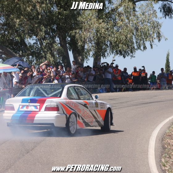 XXI Subida Ciudad de Montoro - JJ Medina