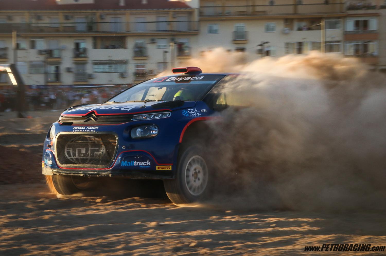 VII Rallye Ciudad de Granada - Marce Romero
