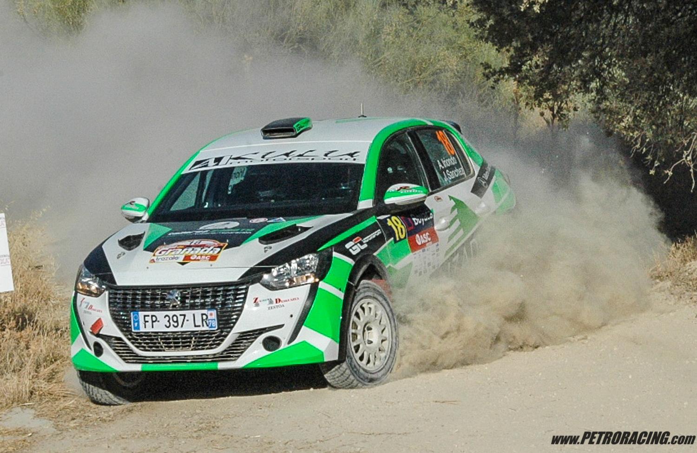 VII Rallye Ciudad de Granada - Ana Rous