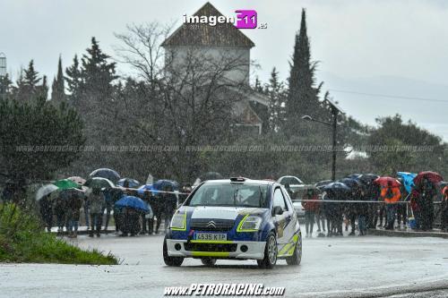 1 Rallycrono de Casabermeja