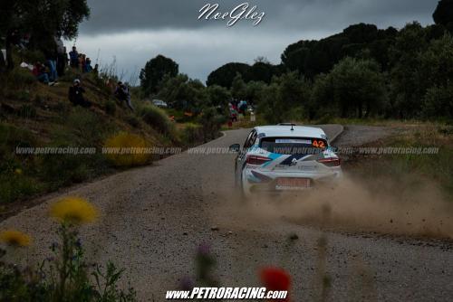 Noe Glez - 38 Rallye Sierra Morena 1
