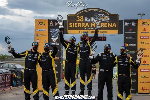 Noe Glez - 38 Rallye Sierra Morena 10
