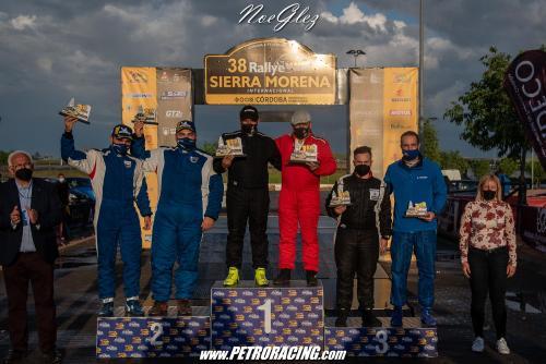 Noe Glez - 38 Rallye Sierra Morena 15
