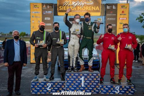Noe Glez - 38 Rallye Sierra Morena 19