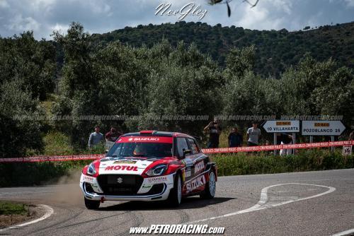 Noe Glez - 38 Rallye Sierra Morena 2