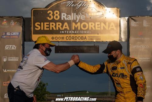 Noe Glez - 38 Rallye Sierra Morena 21