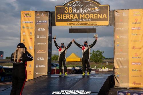 Noe Glez - 38 Rallye Sierra Morena 23
