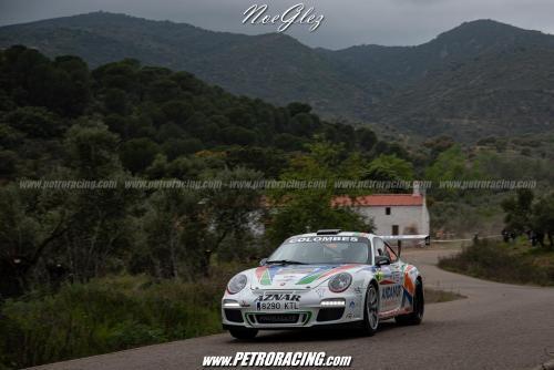 Noe Glez - 38 Rallye Sierra Morena 3