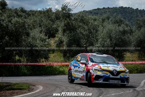 Noe Glez - 38 Rallye Sierra Morena 4