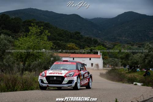 Noe Glez - 38 Rallye Sierra Morena 6