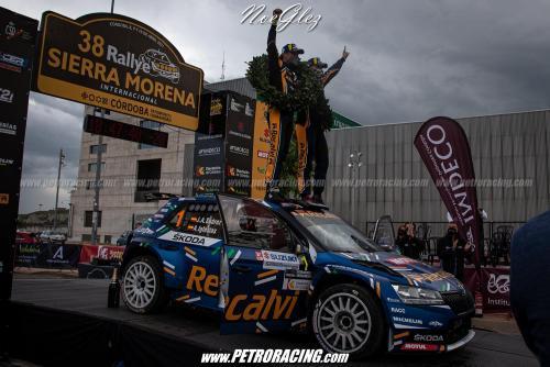Noe Glez - 38 Rallye Sierra Morena 9
