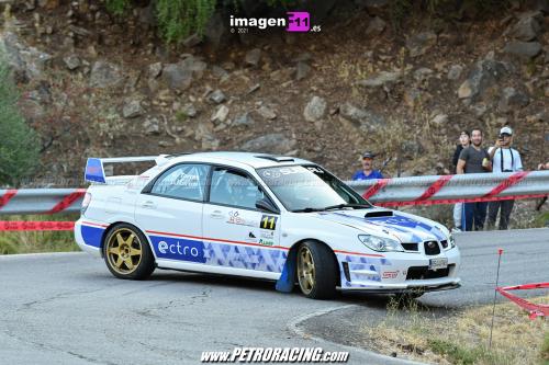 2021 Rallye Sierra de Cádiz
