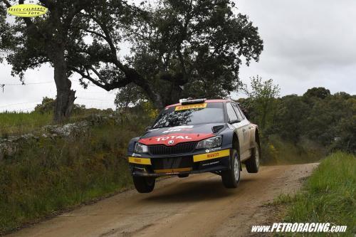 Rallye Tierra Pozoblanco 2019